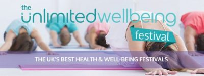 Katie Homes are proud to sponsor The Unlimited Wellbeing Festival @ The Nottingham Motorpoint Arena on Sunday 12th May 2019